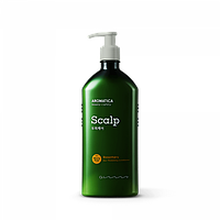 Aromatica Rosemary Hair Thickening Conditioner Бессиликоновый зміцнюючий шампунь з розмарином, 400 мл