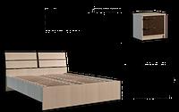 """Кровать """"Клеопатра"""" 1600+ламели"""