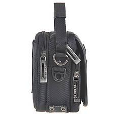 Сумка-кошелёк вертикальная YADAN   11х14х6 чёрная кс1026, фото 3