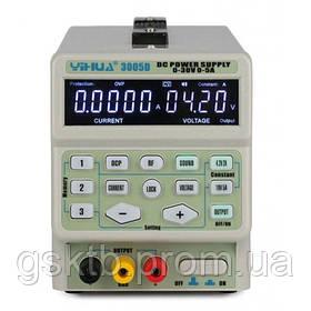 YIHUA-3005D блок питания регулируемый, 1 канал: 0-30В, 0-5А