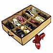 Органайзер для обуви Shoes Under на 12 пар, фото 2