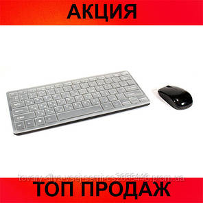 Клавиатура + Мышка беспроводная wireless k03!Хит цена, фото 2