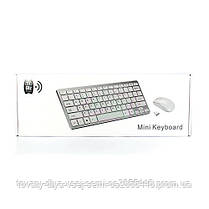 Клавиатура + Мышка беспроводная wireless k03!Хит цена, фото 3