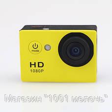 Экшн камера A9,Экшн камера A9,Экшн камера HD,Водонепроницаема камера, фото 3