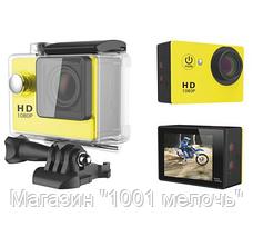 Экшн камера A9,Экшн камера A9,Экшн камера HD,Водонепроницаема камера, фото 2