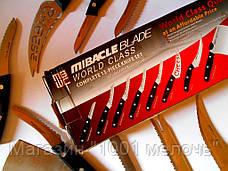 Набор профессиональных кухонных ножей Miracle Blade, фото 2