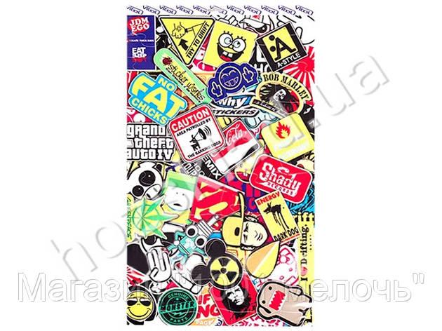 Sale! Наклейка Pazzle Sticker Bomb P-20 300х500мм, фото 2