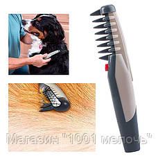 Расческа чесалка для кошек и собак Knot out, фото 3