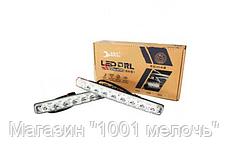 LED Авто Фара Ходовые огни DRL-9W комплект ( 2шт), фото 2