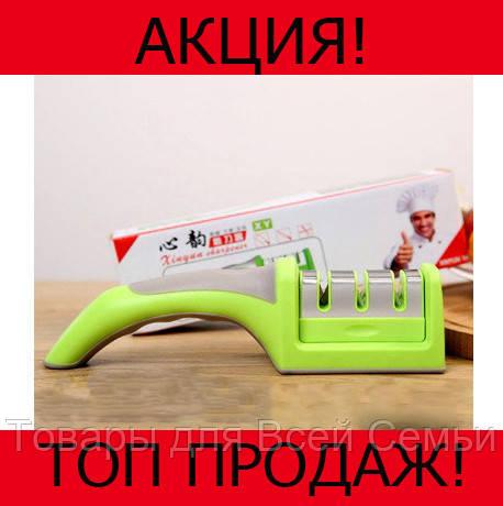 Точилка для ножей и ножниц Knife Sharpener Xinyun RS-168!Хит цена