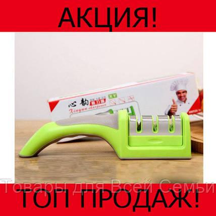Точилка для ножей и ножниц Knife Sharpener Xinyun RS-168!Хит цена, фото 2