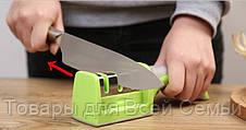 Точилка для ножей и ножниц Knife Sharpener Xinyun RS-168!Хит цена, фото 3