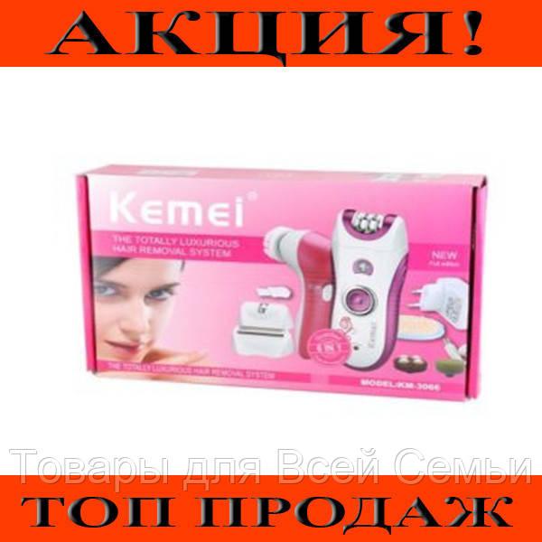 Эпилятор Kemei TMQ-KM 299!Хит цена