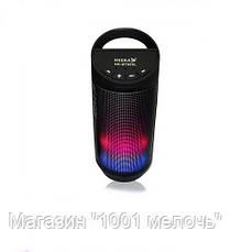Мобильная колонка Bluetooth BT-809L,Радиоприемник колонка с Bluetooth, фото 2