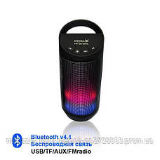 Мобильная колонка Bluetooth BT-809L,Радиоприемник колонка с Bluetooth, фото 3