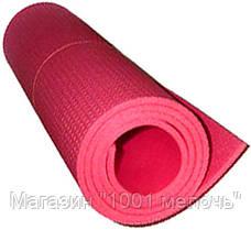 Йога- мат ― полный гламур Shock athletic mat TV. Коврик для фитнеса, фото 3