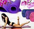 Йога- мат ― полный гламур Shock athletic mat TV. Коврик для фитнеса, фото 4