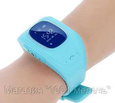 Детские умные часы Smart Watch Q50 (черные, темно-синий), фото 2