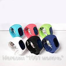 Детские умные часы Smart Watch Q50 (черные, темно-синий), фото 3