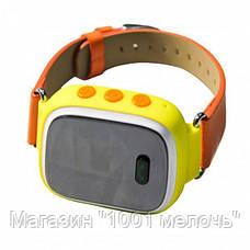 Детские смарт часы Smart Watch Q60 (черный , розовый , зеленый , темно-синий), фото 3