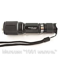 Мегамощный тактический фонарь Police BL-1860-Т6 158000W, фото 2