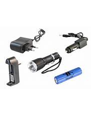 Мегамощный тактический фонарь Police BL-1860-Т6 158000W, фото 3