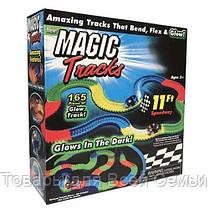 Детская гибкая игрушечная дорога Magic Tracks (165 деталей)!Хит цена, фото 2