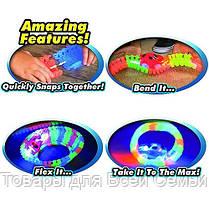 Детская гибкая игрушечная дорога Magic Tracks (165 деталей)!Хит цена, фото 3