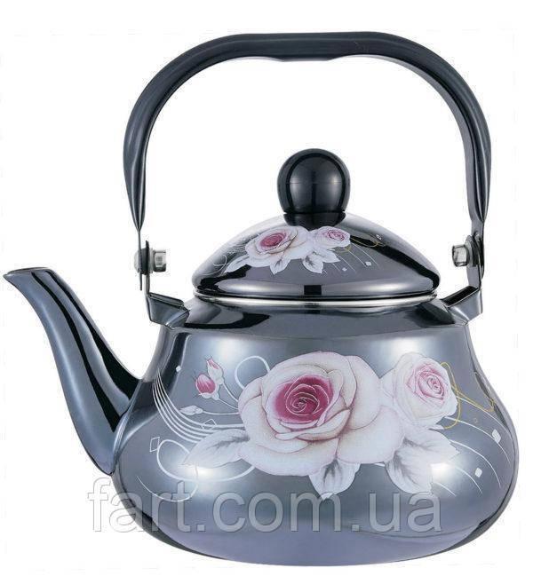 Эмалированный чайник Benson 2л