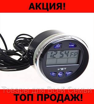 Часы автомобильные VST-7042V!Хит цена, фото 2
