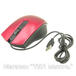 Мышка Проводная 407 H0266,Мышка Проводная для компа,Проводная мышка для пк, фото 2