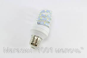 Лампочка LED LAMP E27 5W Спиральная 4022.Светодиодная лампочка LED., фото 3