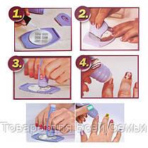 Набор для нанесения узоров на ногти Salon Express!Хит цена, фото 3