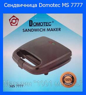 Сендвичница Dоmotec MS 7777, фото 2