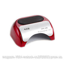Сушилка для ногтей Beauty nail 18K 48W,LED лампа для наращивания ногтей, фото 3