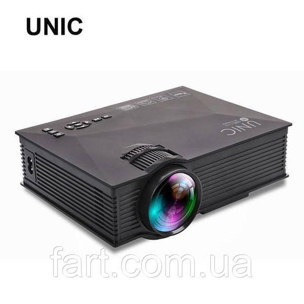 Портативный мультимедийный LED проектор Full HD PRO-UC40 W884