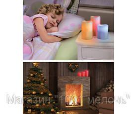 Набор светодиодных свечей Luma Candles 12 цветов, фото 3