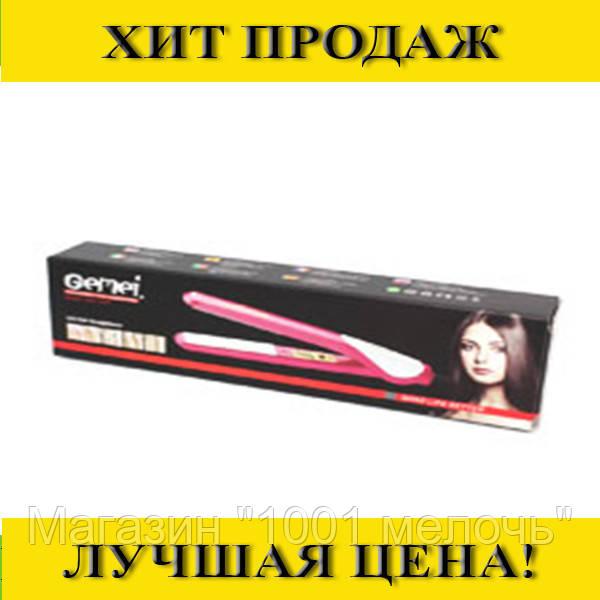 SALE! Утюжок для волос Gemei GM 1997