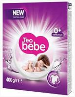 Пральний порошок TeoBеbe New Cotton Soft д/прання дитяч.реч. Sensitive Purpple 400г