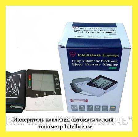 Измеритель давления автоматический - тонометр Intellisense, фото 2
