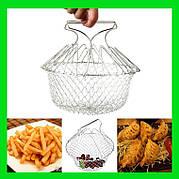 Складная сетка для приготовления пищи Chef Basket