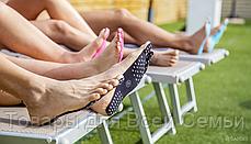 Невидимая пляжная стелька-Обувь New Summer Nakefit!Хит цена, фото 3