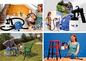 Краскораспылитель Paint Zoom (Е-239) Пульверизатор, фото 3