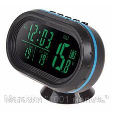 Автомобильные часы VST 7009V, фото 2