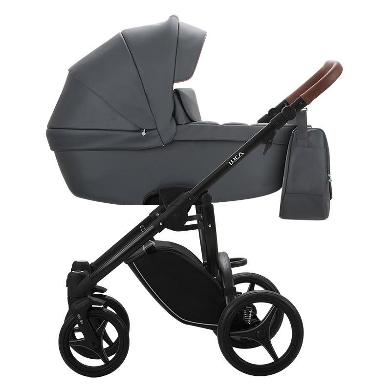 Детская универсальная коляска 2в1 Bebetto Luca PRO