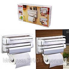 Кухонный диспенсер Triple Paper Dispenser, фото 3