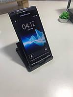 Смартфон Sony Ericsson Xperia Arc S (LT18i) Gloss Black