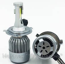 Светодиодная лампа H4 LED C6, фото 3