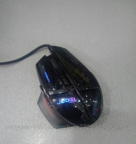 Мышь компьютерная игровая проводная GM700, фото 2