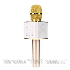Микрофон 2 диамика + USB Q7 Bluetooth (15), фото 3